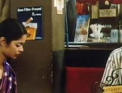 Indian babe gets to be fucked in a retro motion picture