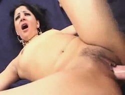 Indian Honey Acquires Her Schlong Filling!