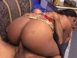 Nasty indian wench loves encircling allude a disconcert hard cock