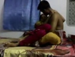 Sexy bengali desi chest have sex in bedroom