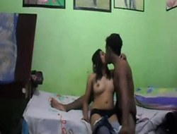 Young Indian Couple leaked mms video