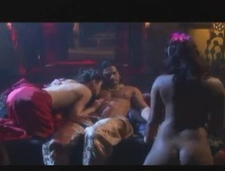 Dazzling Big Chest clamp with Threesomes,Indian scenes