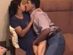 Blistering Unshaved Indian Wife Craves Husbands Large Cock